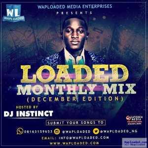 Dj Instinct - LMM Mixtape (December Edition)